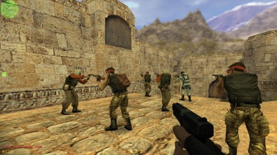 Игра Counter-Strike Condition Zero